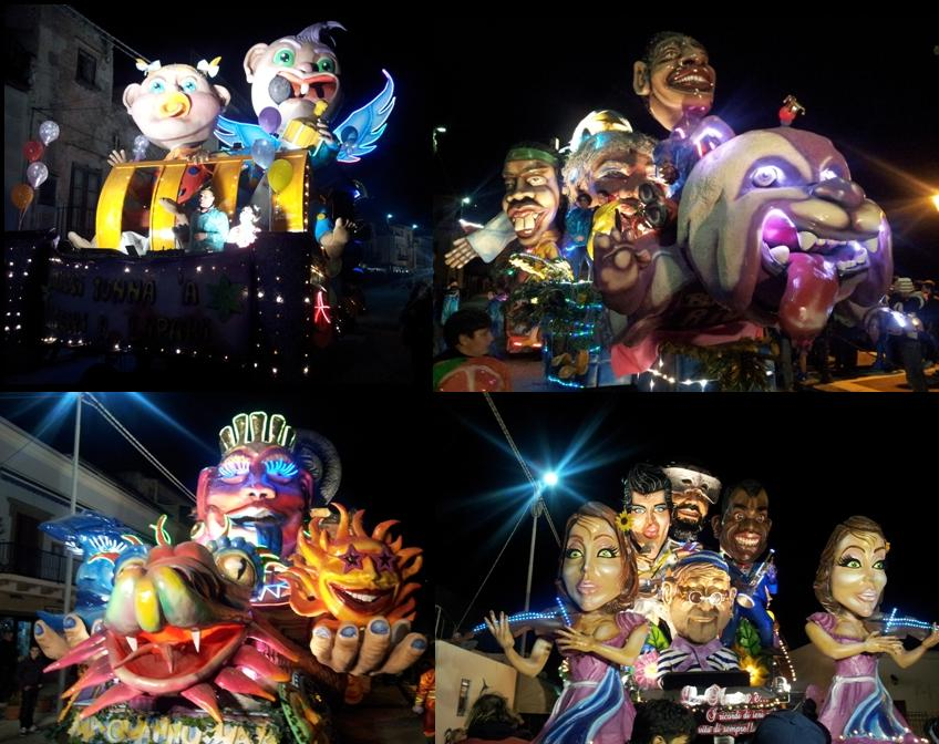 Ecco il Carnevale eoliano 2013
