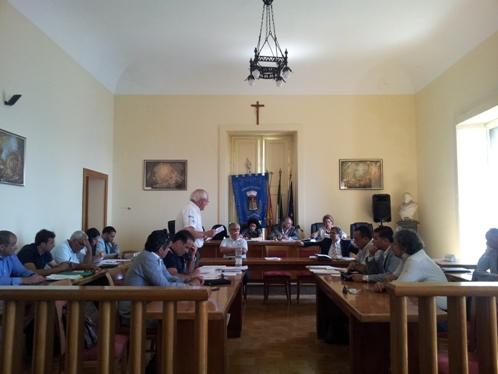 Regolamento gestione Megaparcheggio in Consiglio
