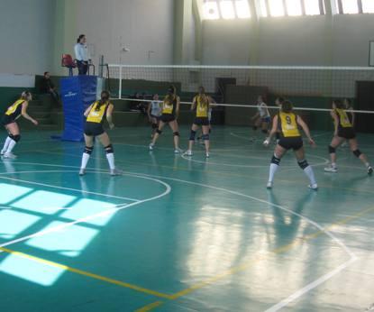 Volley, si interrompe striscia positiva Cutimare