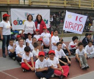 """""""Giocolimpiadi"""", Comprensivo Lipari II a Messina"""