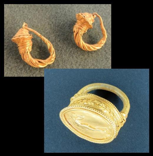 Lipari, collezione di gioielli e profumi in mostra