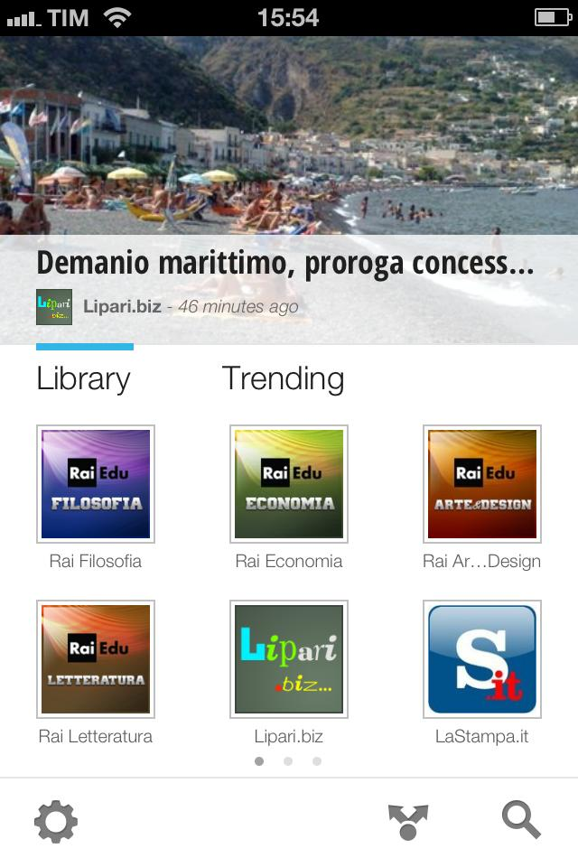 Lipari.biz anche su Google Currents
