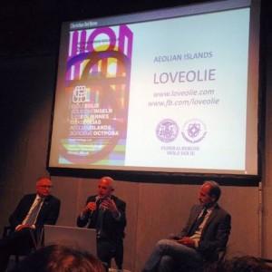 Alla Bto di Firenze la strategia sui social network per le Eolie