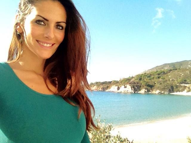 Giulia Ristuccia: isolana doc.