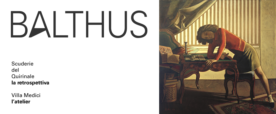 Balthus: in mostra a Roma