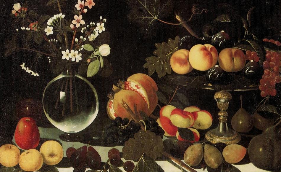 Caravaggio e il Maestro di Hartford: l'esplosione della natura morta   2° Parte