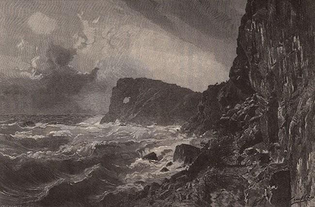 Gaston Vuillier: diario di un viaggio alle Eolie