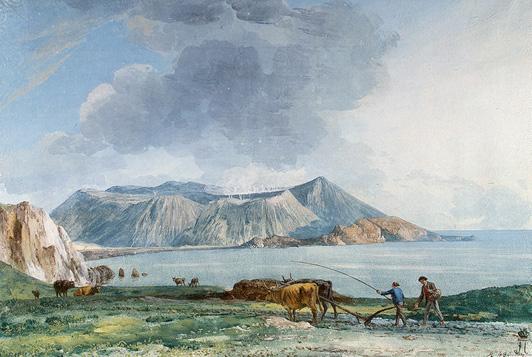 Jean-Pierre Houël: viaggio pittoresco delle Isole di Sicilia, di Malta e di Lipari