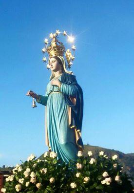 Il pellegrinaggio della Madonna del Terzito