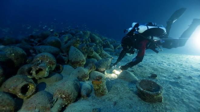 Il nuovo progetto della Soprintendenza del mare: un tunnel subacqueo nei pressi del porto di Lipari