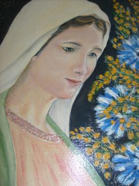 Solidarietà, opera Giardina a Carmela Giunta