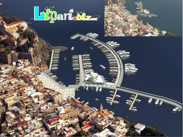 Via libera ai porti turistici della Lipari Porto