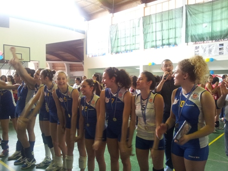 Su Teleisole la finale under 18 volley femminile