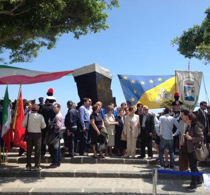 Santa Marina, l'anniversario dell'affondamento
