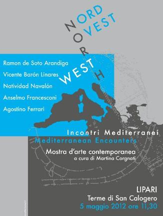"""Incontri Mediterranei-Nord Ovest"" a San Calogero"