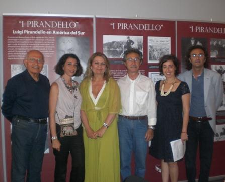 """Fino al 14 luglio la mostra """"  I Pirandello """""""