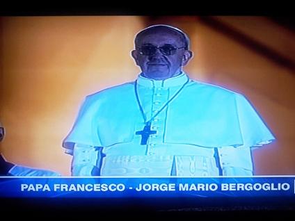 Ecco Papa Francesco