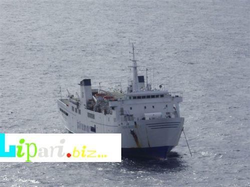 Siremar, in arrivo la nave da Milazzo