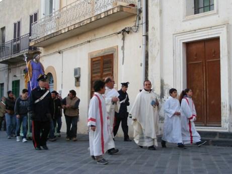 La festa di San Giuseppe a Leni