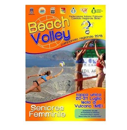Beach Volley, a Vulcano tappa campionato regionale