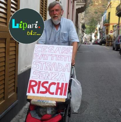 Protesta per la Cesare Battisti senza rischi