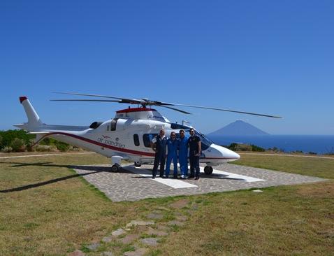 Air Panarea, concluso progetto turismo americano