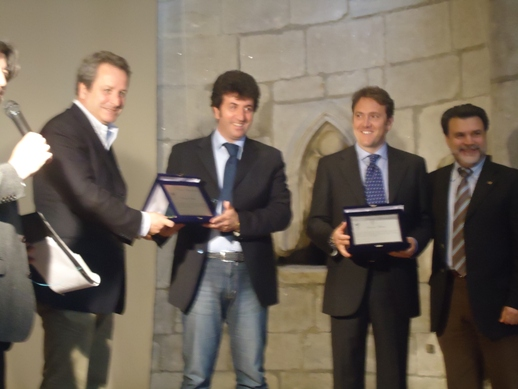 """Ai medici di Panarea il premio """"Buonasanità"""" 2012"""