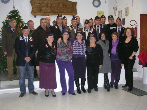Auguri dall'Associazione Carabinieri