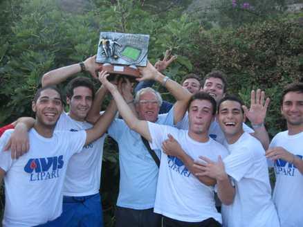 25° Avis, Lipari vince torneo di calcetto