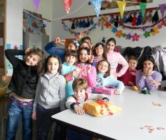 Mostra lavori bambini Centro socio educativo