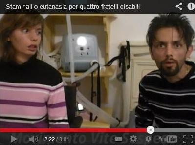 """""""Staminali o eutanasia"""", l'appello dei Biviano"""