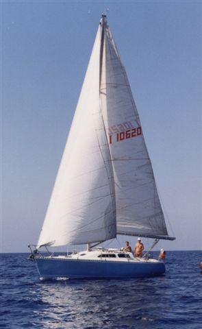 Vendesi barca a vela Starlight