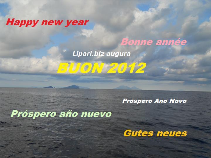 Buon anno da Lipari.biz