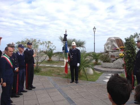 Commemorati i caduti in guerra