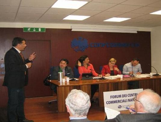 Casilli al forum dei CCN a Palermo