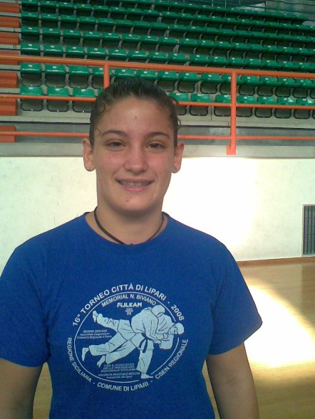 Judo, gli eoliani di scena a Catania