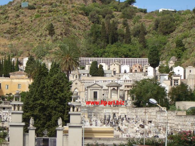 Cimiteri, la risposta del portavoce di Giorgianni