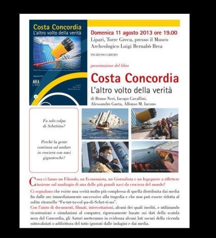 """""""Costa Concordia, l'altro volto della verità"""""""