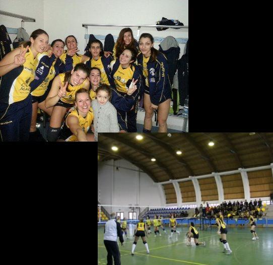 Volley, prima vittoria casalinga per il Cutimare