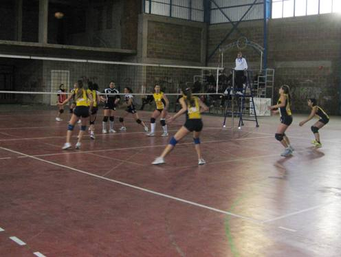 Volley femminile, Cutimare recupera