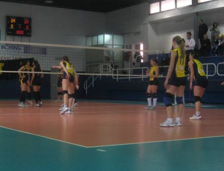 Volley, Cutimare sconfitto a Messina