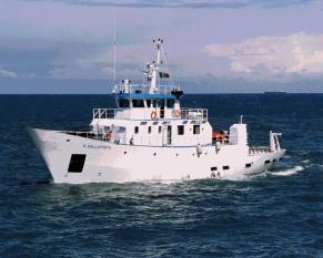 Nave Cnr monitorerà ambiente marino