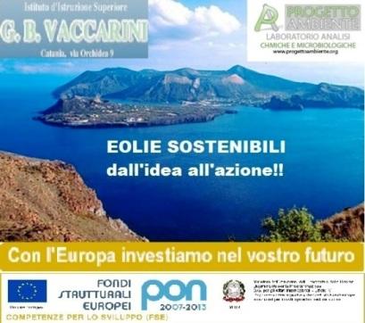Eolie sostenibili, si presenta il progetto