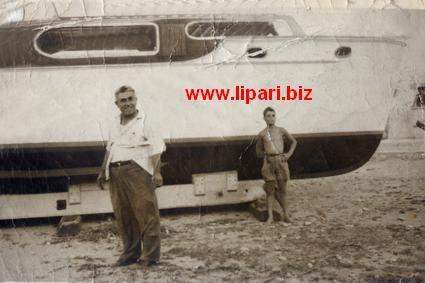 Barca ex Genio civile, una mostra anche a Lipari