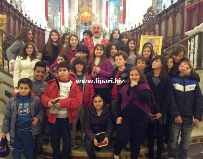 Festa della famiglia in Cattedrale