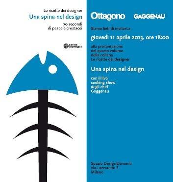 """""""Una spina per il design"""" con Loredana Salzano"""