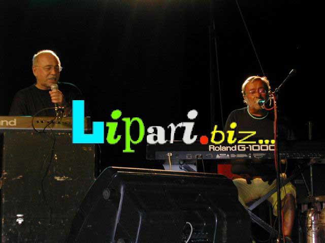 Lucio Dalla e Rossano Giorgi