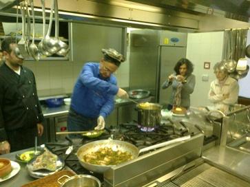 Lipari, oggi il concorso di cucina Fidapa