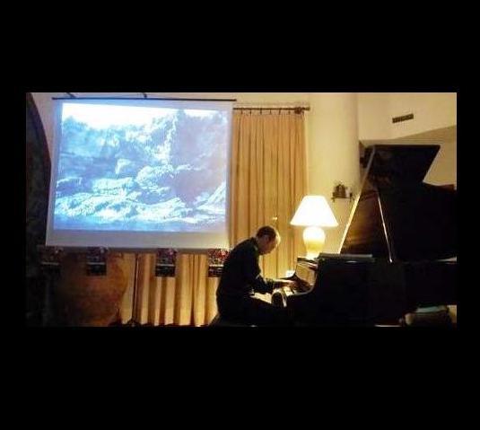 La musica dei maestro Gitto per i film eoliani