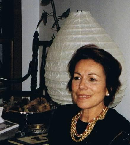 E' morta Giusina D'Ambra